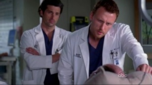 Grey's Anatomy 05x08 : These Ties That Bind- Seriesaddict